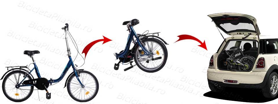 Bicicleta pliabila ieftina, magazin bicicleta pliabila, biciclete pliabile bucuresti