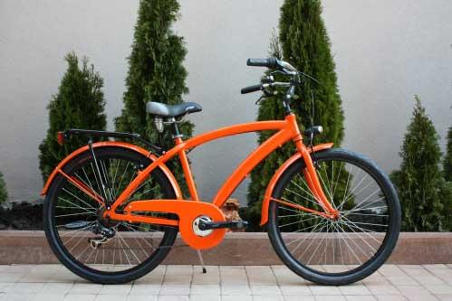 Bicicleta cruiser Vicini Uomo