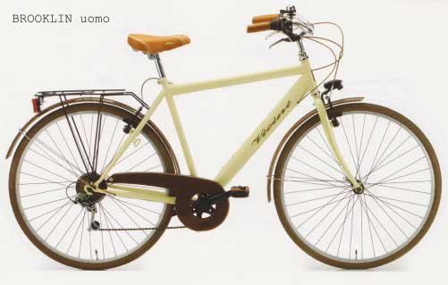 Bicicleta de oras Vicini Brooklin Uomo GT