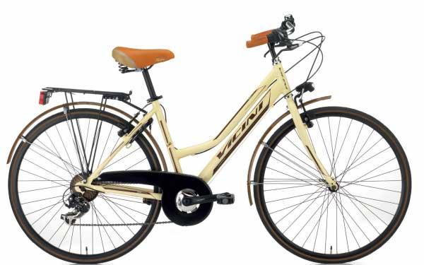 Bicicleta de oras Vicini Parisienne Donna