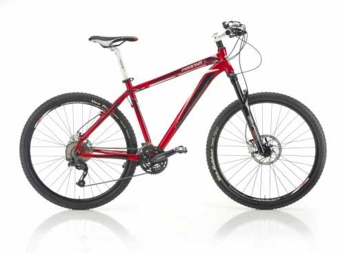 Bicicleta Mountain Bike Vicini Piranha 27.5
