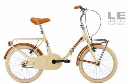 Bicicleta pliabila Vicini Pieghevole Limited Edition