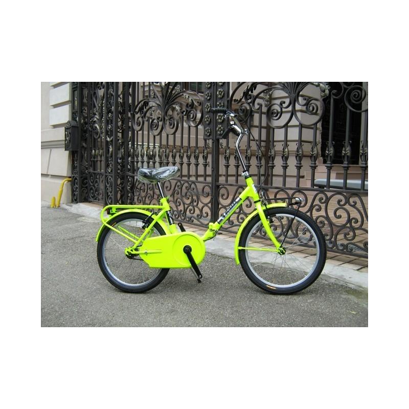 Bicicleta pliabila Vicini Pieghevole Limited Edition - fosforescent