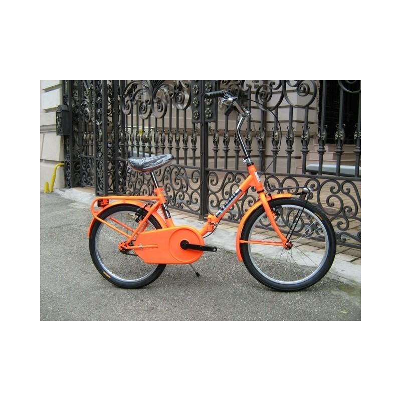 Bicicleta pliabila Vicini Pieghevole Limited Edition - portocaliu