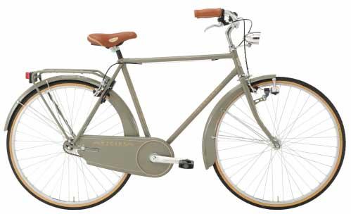 Bicicleta Vintage Vicini Frascona Uomo