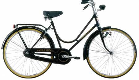 Bicicleta Vintage Vicini ERRE Donna