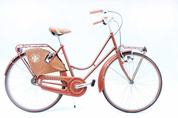 Bicicleta Vintage Vicini Frascona Donna