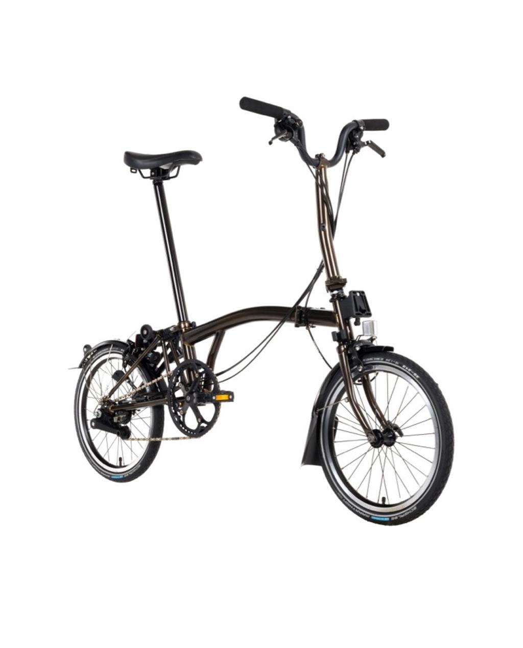 Bicicleta pliabila Brompton BE/H6L/RL/RL