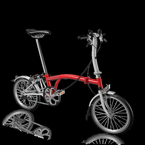 Bicicleta pliabila Brompton Black S3L/BK/BK