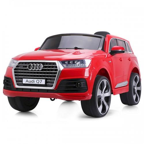 Masinuta electrica Chipolino Audi Q7 - Rosu