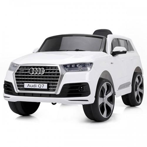 Masinuta electrica Chipolino Audi Q7 - Alb