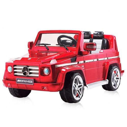 Masinuta electrica Chipolino Mercedes Benz G55 - Rosu