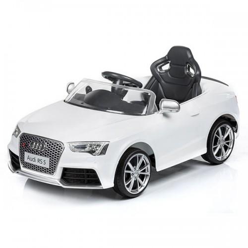 Masinuta electrica Chipolino Audi RS - Alb