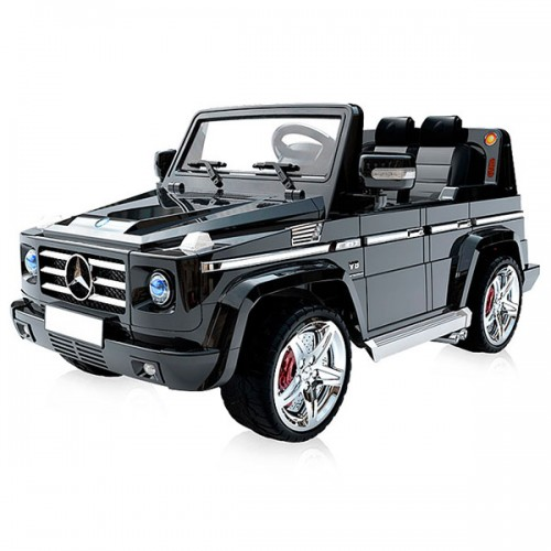 Masinuta electrica Chipolino Mercedes Benz G55 - Negru