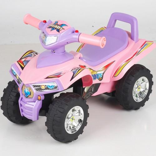 ATV Chipolino - pink