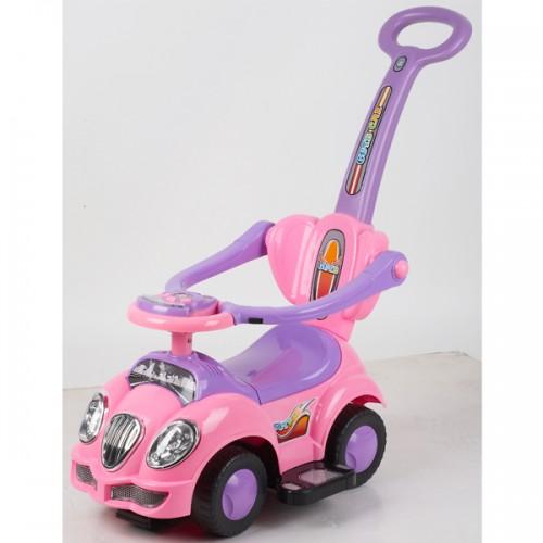 Masinuta de impins Chipolino Alpha pink