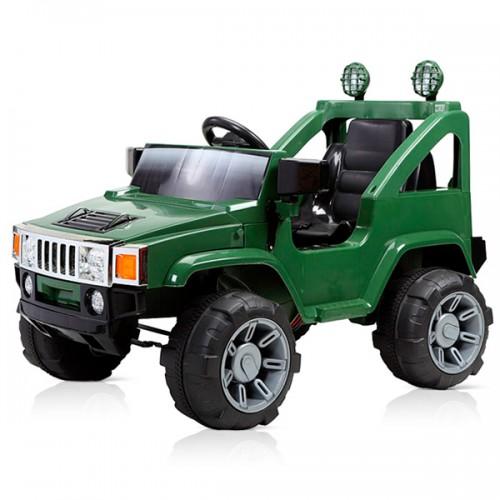 Masinuta electrica Chipolino Park Ranger green