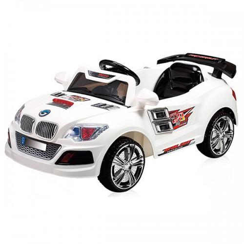 Masinuta electrica Chipolino BM12 - alb
