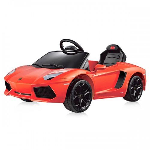 Masinuta electrica Chipolino Lamborghini Aventador - portocaliu