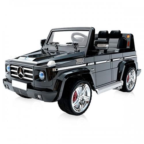 Masinuta electrica Chipolino S.U.V. Mercedes Benz G55 - negru