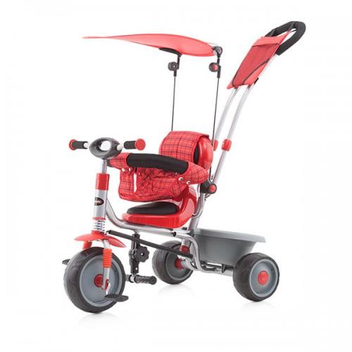 Tricicleta Chipolino Criss Cross red 2014
