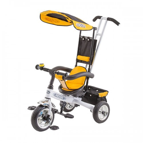 Tricicleta Chipolino Rider yellow 2014