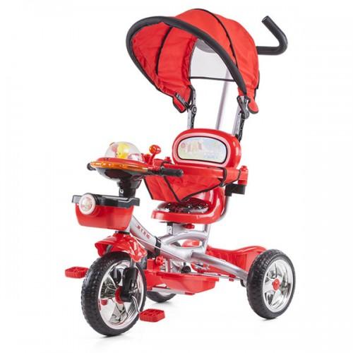 Tricicleta Chipolino Friends 2014 red