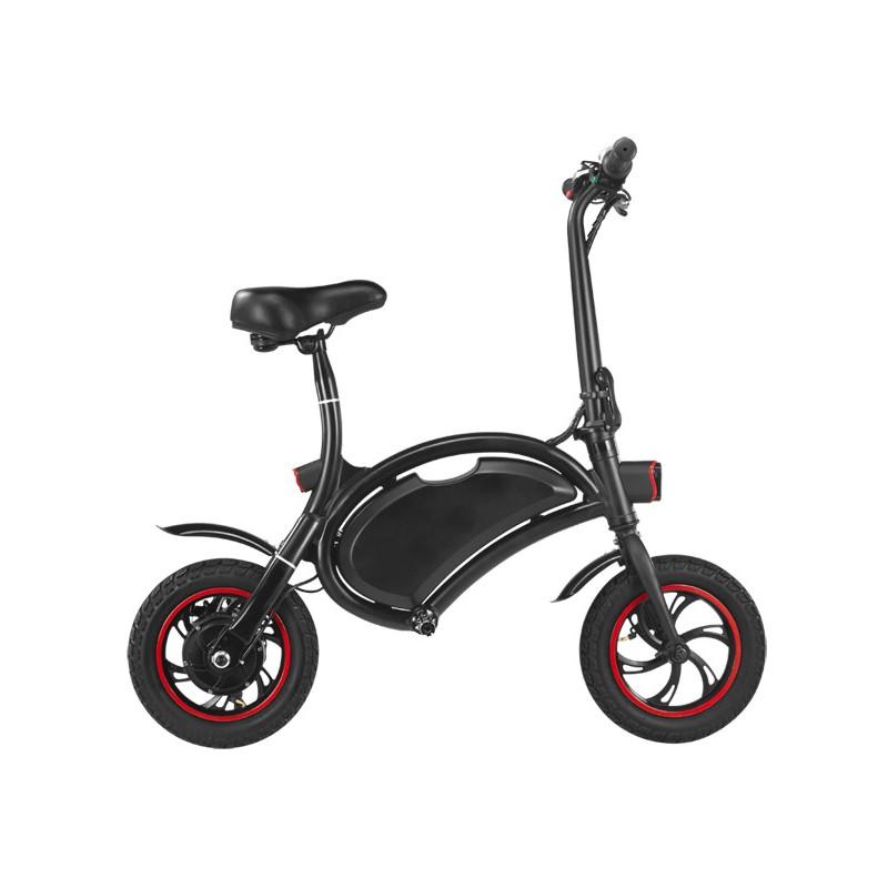 Bicicleta pliabila electrica DYU D1 - negru