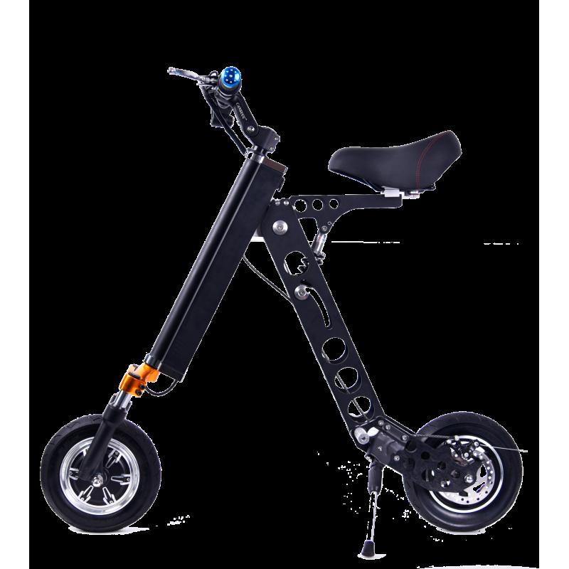 Bicicleta pliabila electrica Onebot S10 - negru
