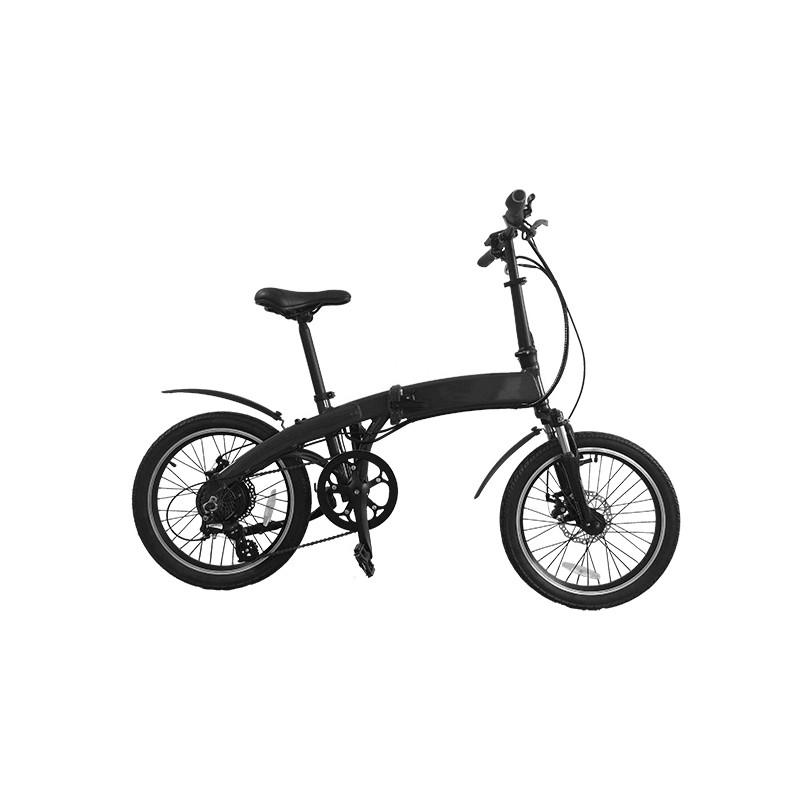 Bicicleta pliabila electrica SD1 - negru