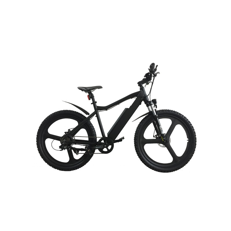 Bicicleta pliabila electrica SD4 - negru
