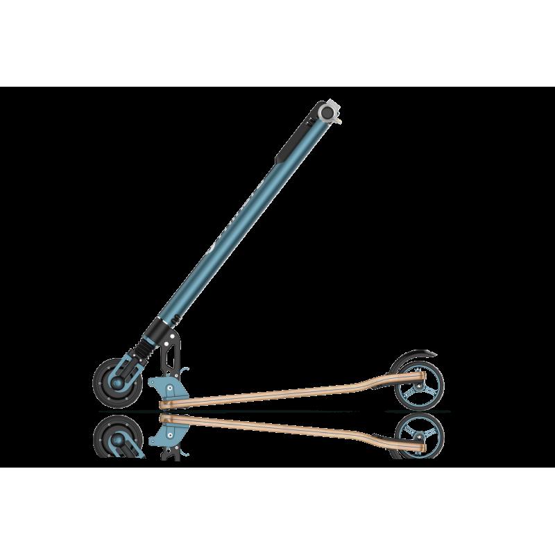 Trotineta electrica pliabila NH5 - albastru electric