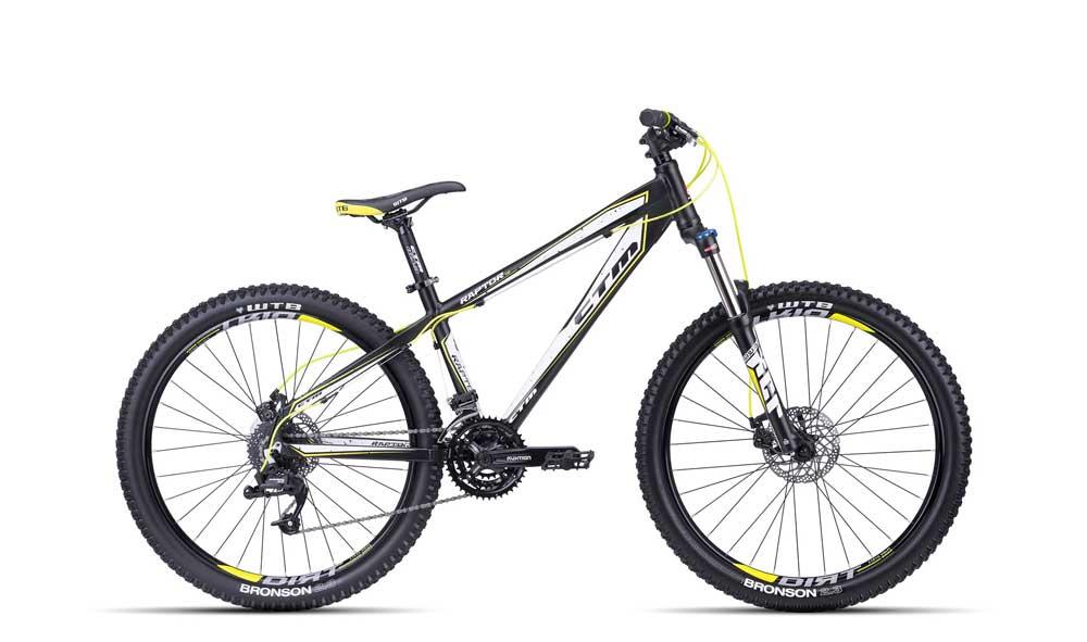 Bicicleta Dirt CTM Raptor 1.0