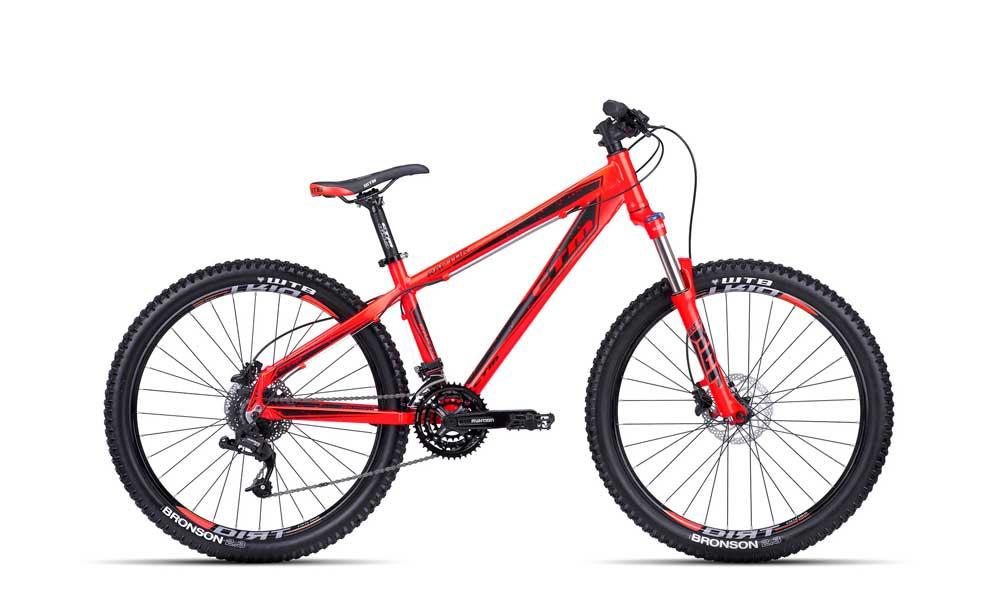 Bicicleta Dirt CTM Raptor 2.0