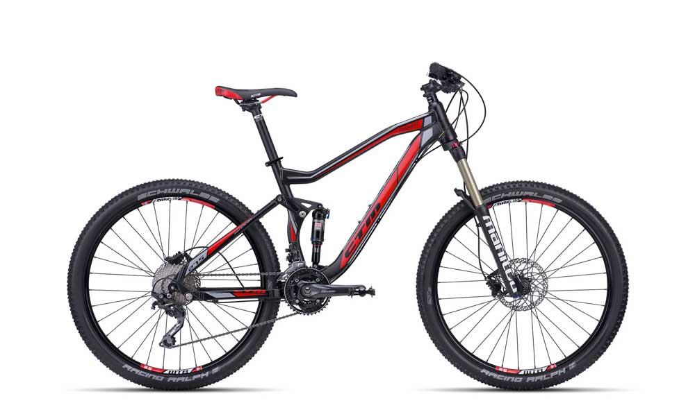Bicicleta MTB Full Suspension CTM Rawer