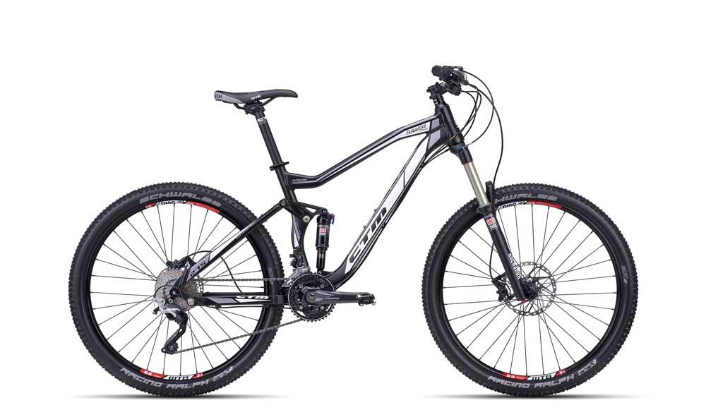 Bicicleta MTB Full Suspension CTM Rawer Expert