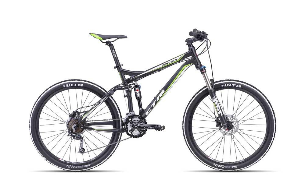 Bicicleta MTB Full Suspension CTM Rocker