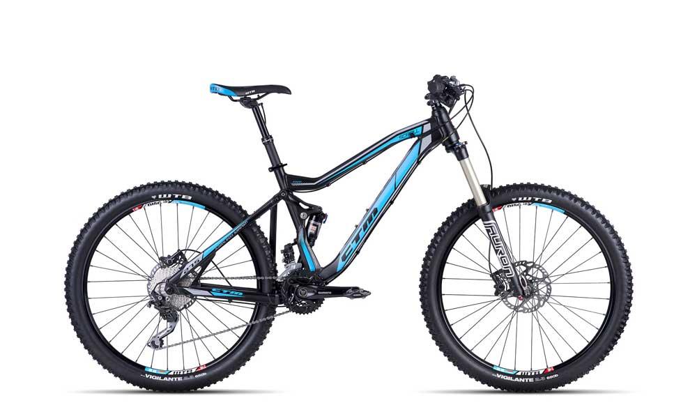 Bicicleta MTB Full Suspension CTM Scrool