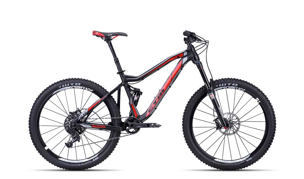 Bicicleta MTB Full Suspension CTM Scrool Pro