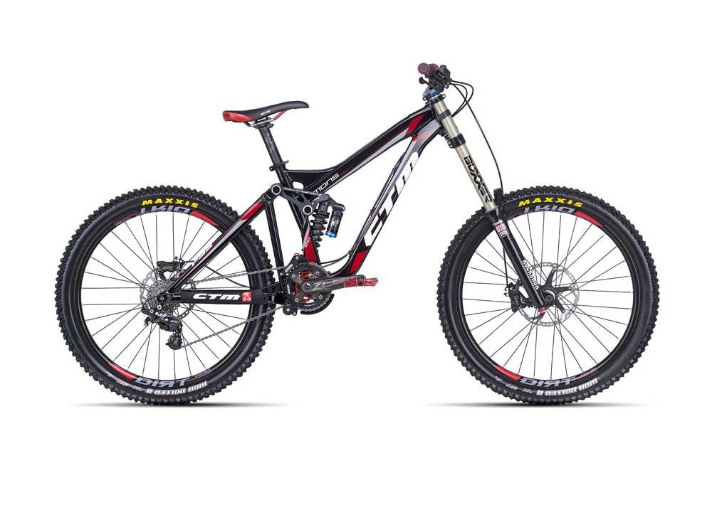Bicicleta MTB Full Suspension CTM Mons Xpert