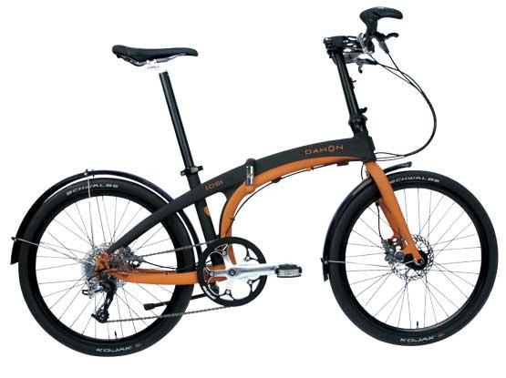 Bicicleta pliabila Dahon IOS S9