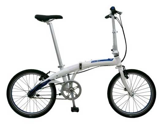 Bicicleta pliabila Dahon Ikon D3