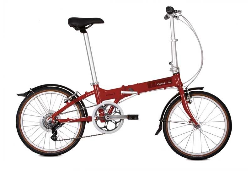 Bicicleta pliabila Dahon Vitesse D7