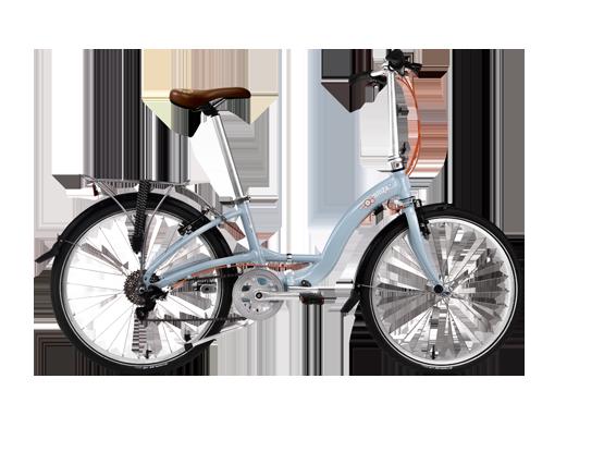 Bicicleta pliabila Dahon Briza D8