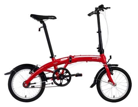 Bicicleta pliabila Dahon Curve D3