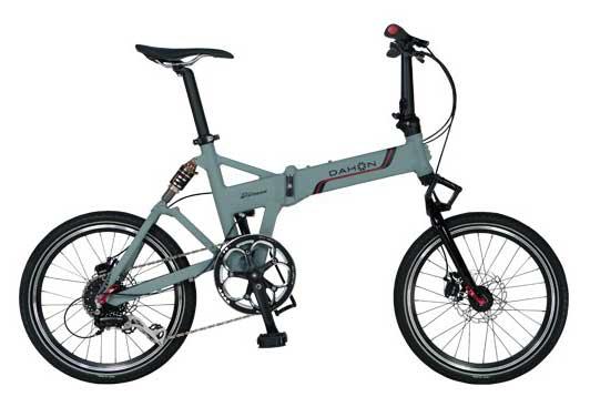 Bicicleta pliabila Dahon Jetstream P8