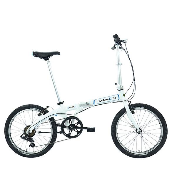 Bicicleta pliabila Dahon VYBE D7 - alb