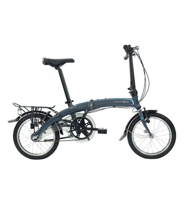Bicicleta pliabila Dahon Curve I3 - gri