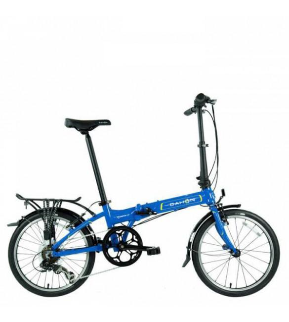 Bicicleta pliabila Dahon Mariner D7 - albastru