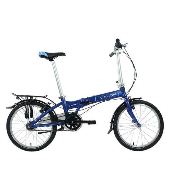 Bicicleta pliabila Dahon Vitesse I7 - albastru